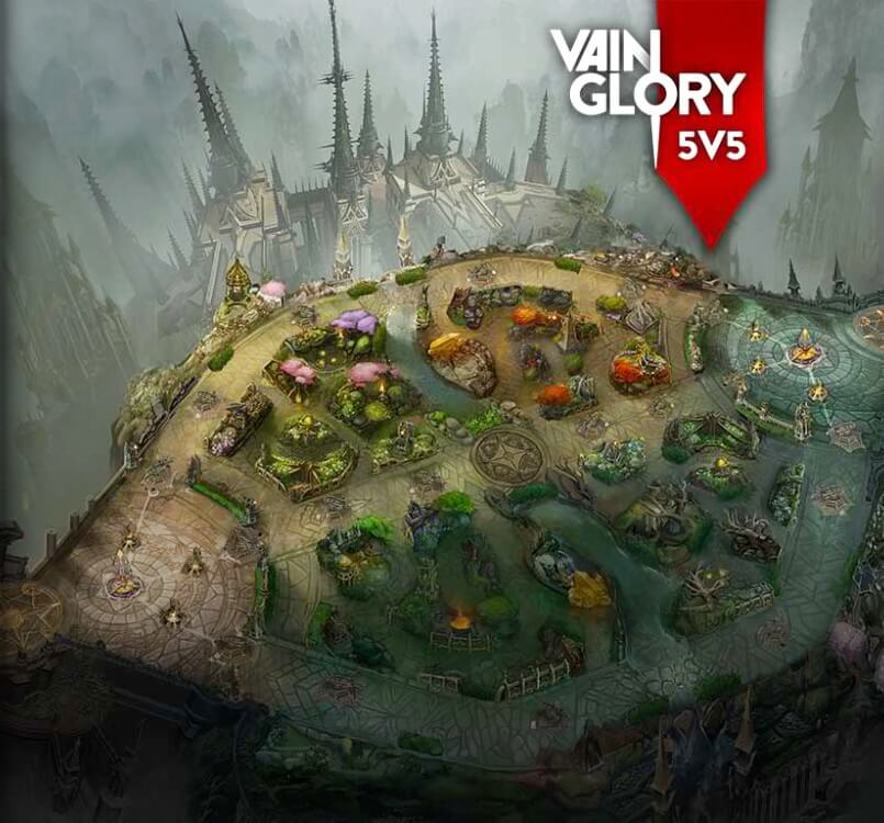 Bets on Vainglory